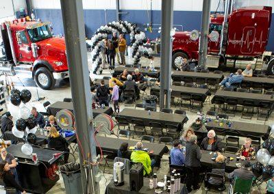 Inside the Bar J Heavy Mechanical Facility
